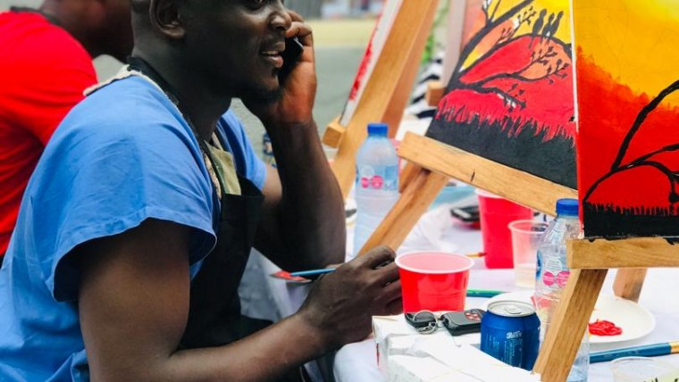 Sip and Paint Services