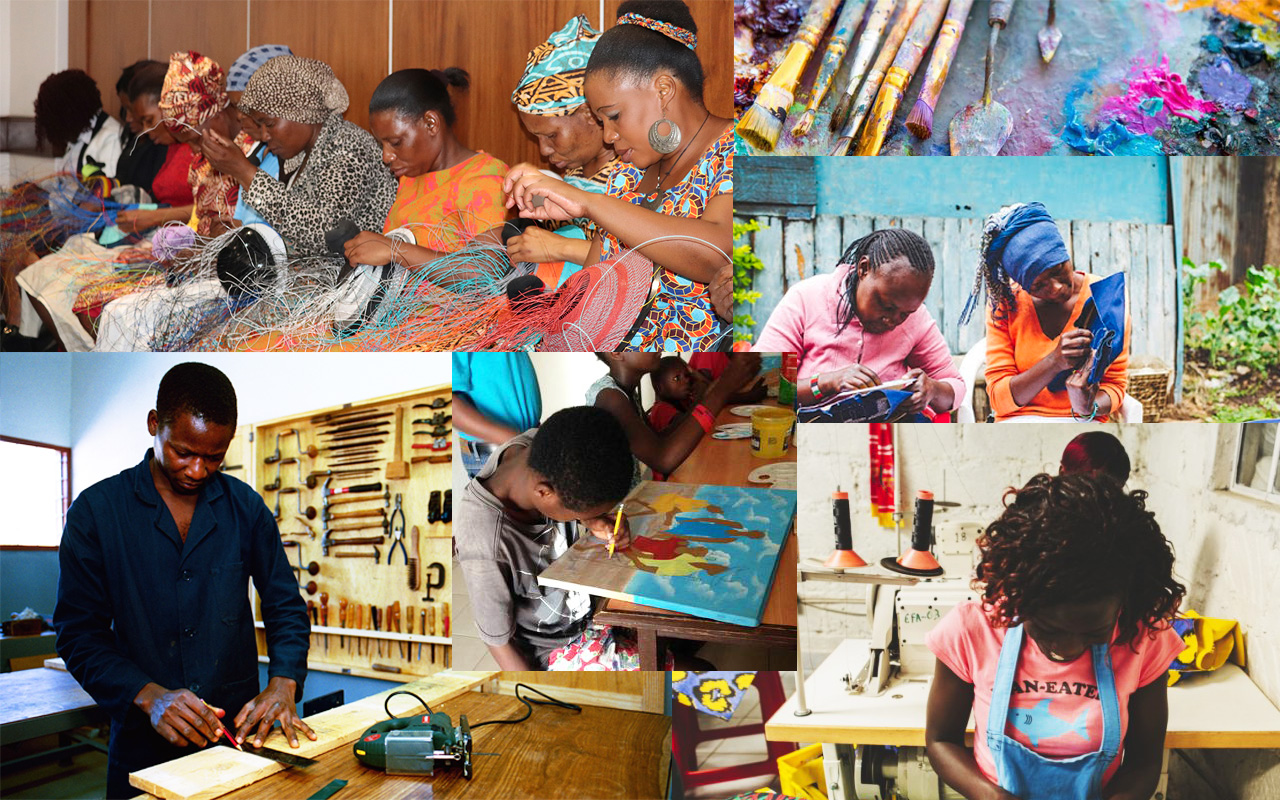 Launch of the Crafts Village® Academy