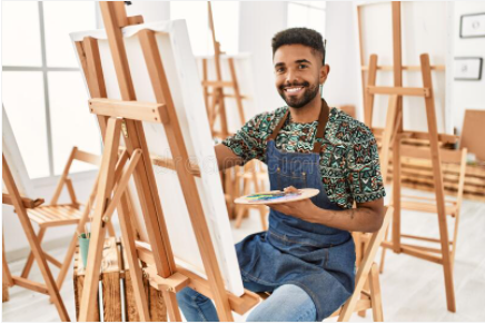 Portrait Painting Course for Beginners - Crafts Village Academy
